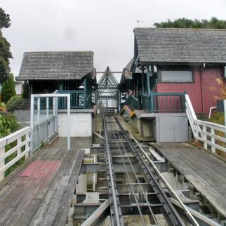 Old Kelburn Station